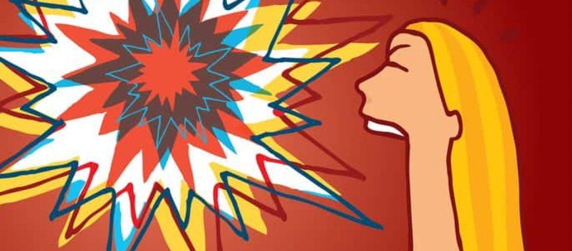 רגישות גבוהה וכעס: דרכים יעילות להתמודדות עם כעס